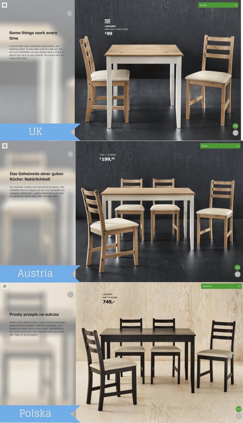 Czy Katalog Ikea Jest Taki Sam We Wszystkich Krajach Make It Design