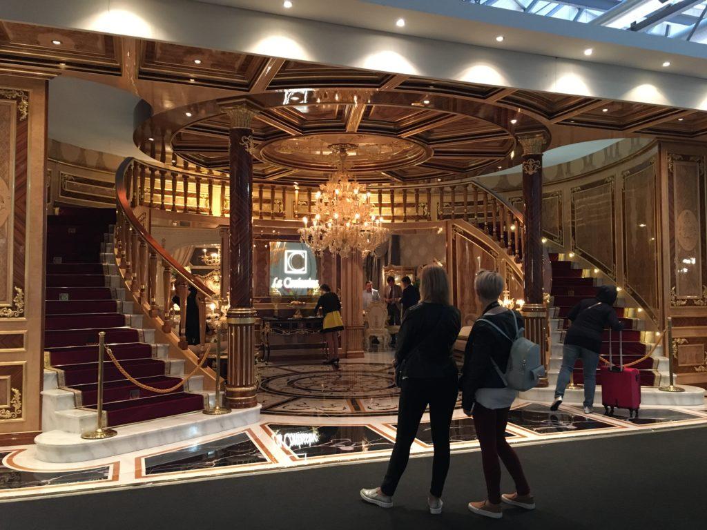 targi włoskie meblowe luksusowe meble