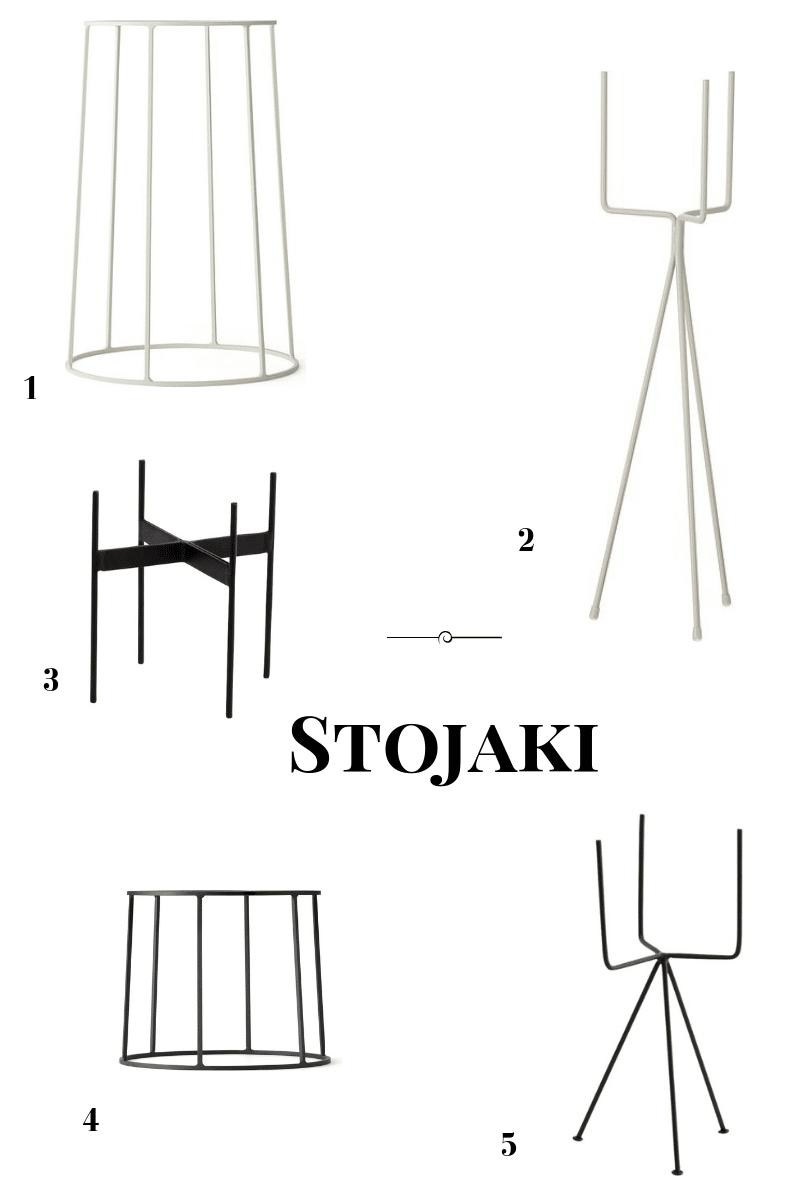 Doniczka Na Nogach Gdzie Kupić Make It Design