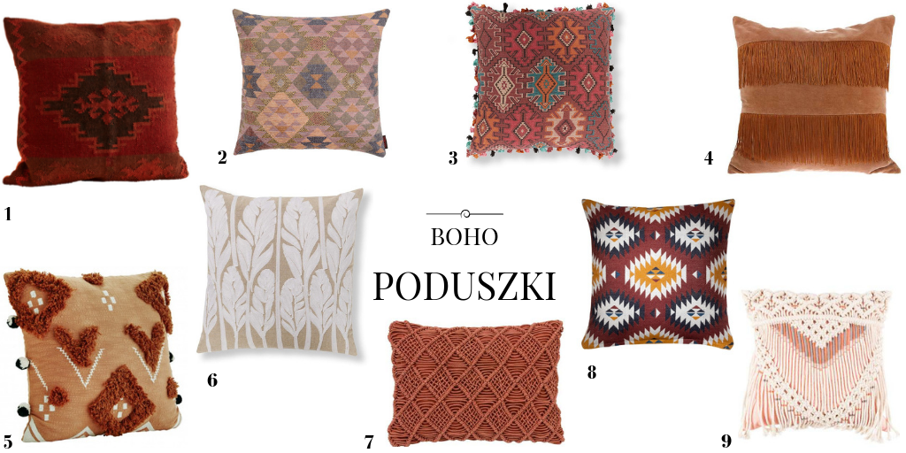 etniczne poduszki dekoracyjne etniczne poszewki na poduszki