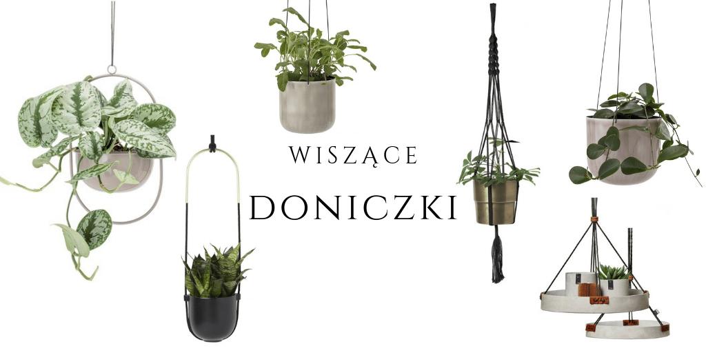 Wisząca Doniczka Gdzie Taką Kupić Make It Design