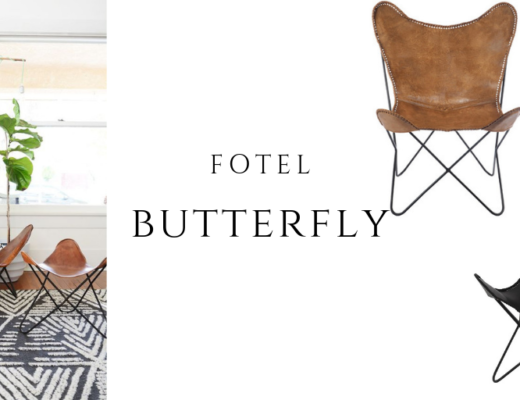 fotel butterfly gdzie kupić