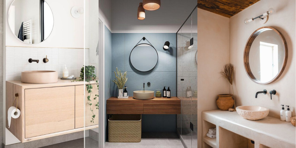 jak wybrać lustro łazienkowe